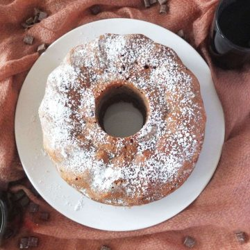 German Red Wine Cake