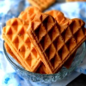 Anis Waffle Biscuit
