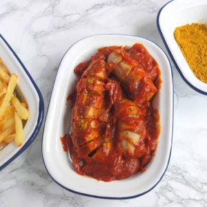 German Currywurst Recipe