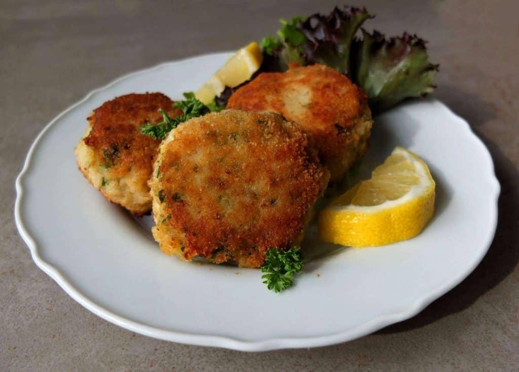 German Fisch Cake Recipe - No Potato