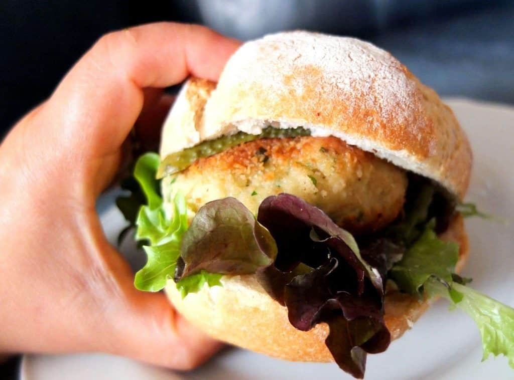 German Fish Sandwich Bremer