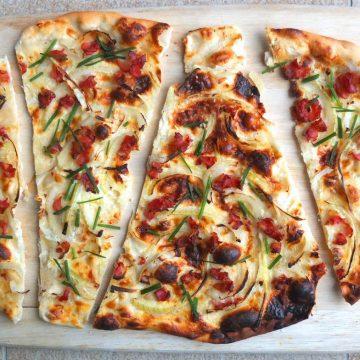 Flammkuchen Slices