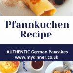 Pfannkuchen Recipe