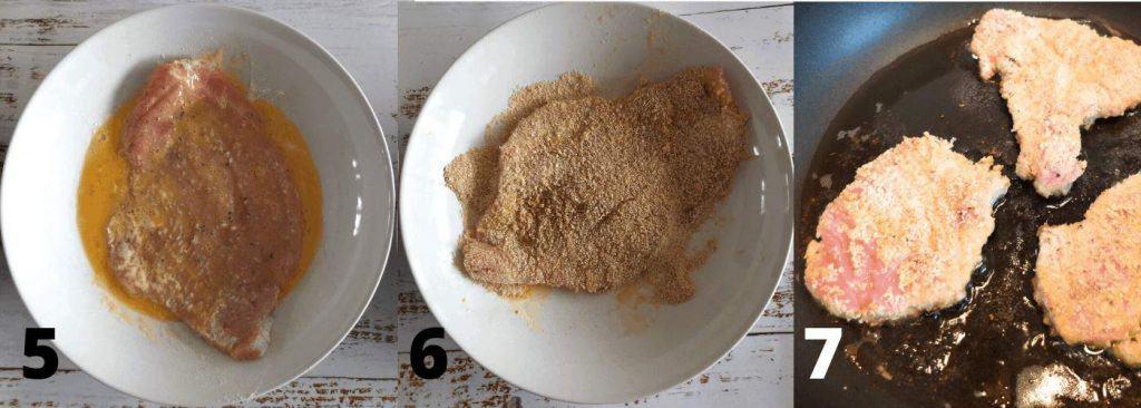 How to make Turkey Schnitzel
